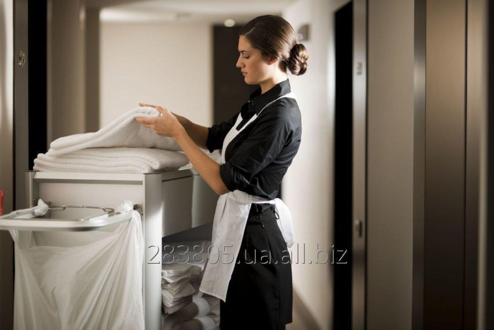 Заказать Горничная в отель в Чехию. Работа за границей.