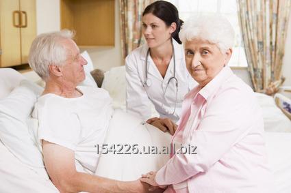 Заказать Сиделка в больницу или стационар
