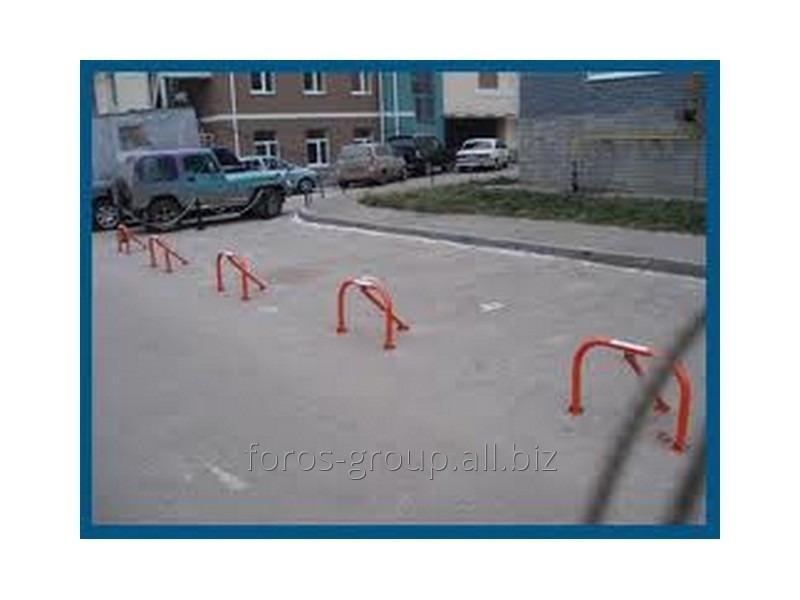 Заказать Услуги по обустройстве парковок