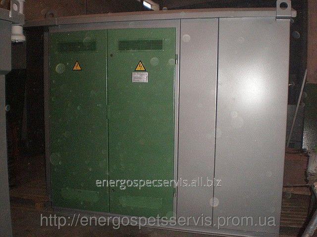 Заказать Производство трансформаторных подстанций КТП