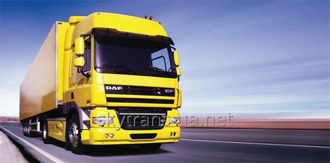 Заказать Автомобильные международные перевозки из Франции
