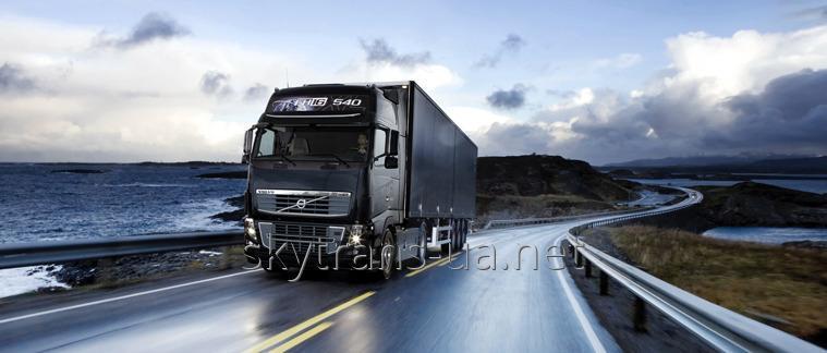 Заказать Автомобильные перевозки комплектных и сборных грузов (FTL/LTL) из стран СНГ