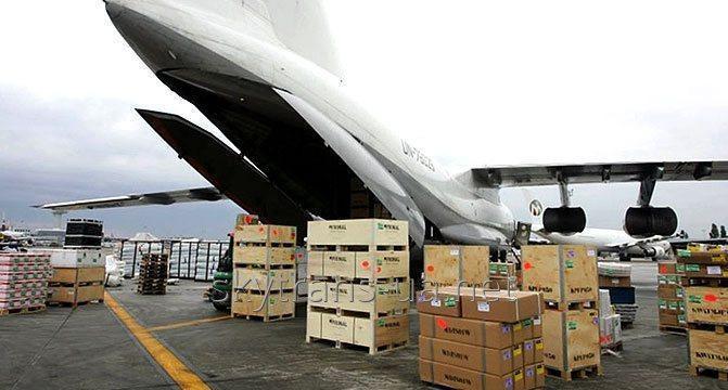 Заказать Доставка грузов из аэропортов по территории Украины