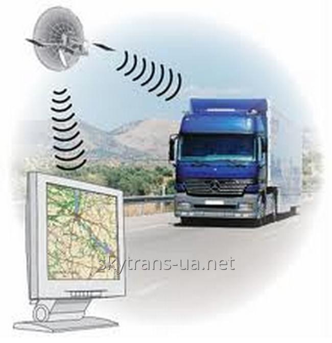 Заказать Отслеживание автотранспорта в режиме реального времени