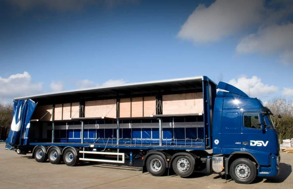 Заказать Перевозки сборных грузов международные LTL