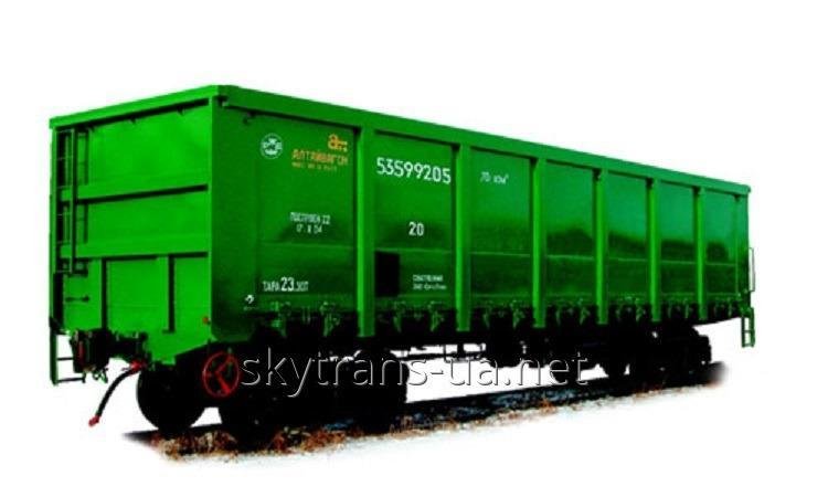 Железнодорожная доставка металлопроката