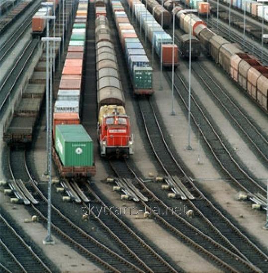 Заказать Логистика железнодорожная