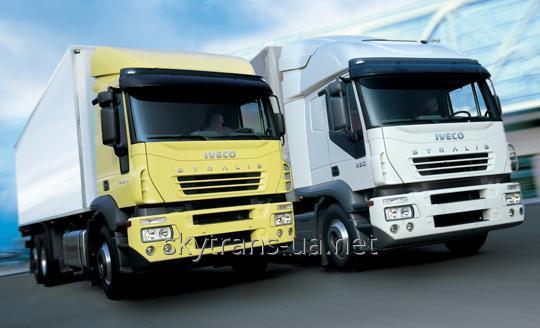 Заказать Перевозка автомобильная штучных и тарных грузов