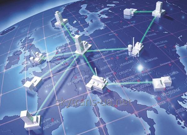 Консалтинг и организация импортно-экспортных операций