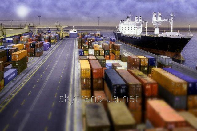 Внутрипортовое сопровождение в портах Ильичевск и Одесса