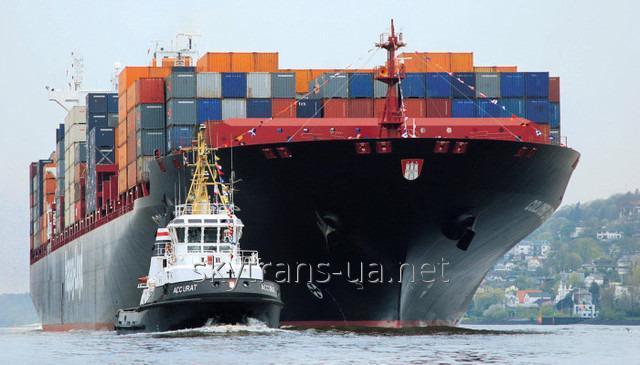 Международная перевозка сборных грузов морем
