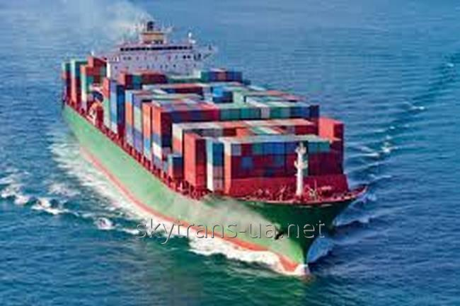 Заказать Морские контейнерные перевозоки из Китая по схеме LCL (Less Than Container Load)