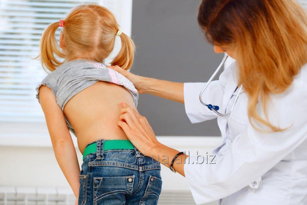 Заказать Лечение сколиоза у детей в Одессе