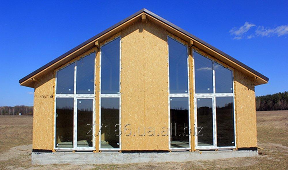 Заказать Строительство- SIP (СИП) домов, коттеджей, загородных домов