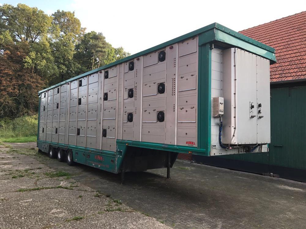 Международная перевозка живых животных  скотовозом