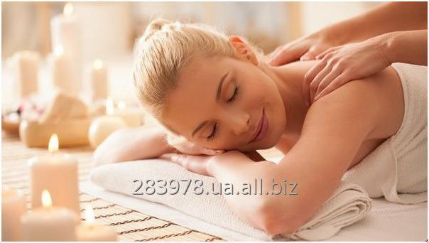 Заказать Расслабляющий массаж