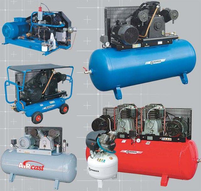 Заказать Ремонт компрессора РМ-3126.03 , СБ 4/С-100.LB30
