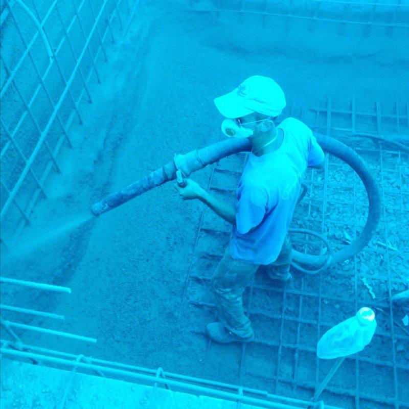 Заказать Торкрет бетон