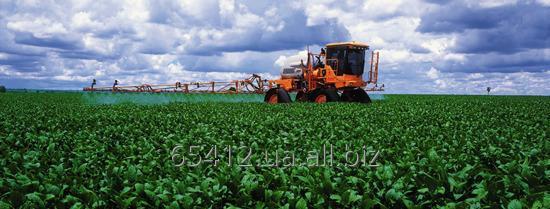 Заказать Внесение пестицидов и жидких удобрений КАС