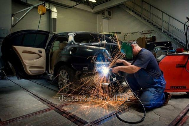 Заказать Кузовной ремонт, сварка, покраска автомобилей
