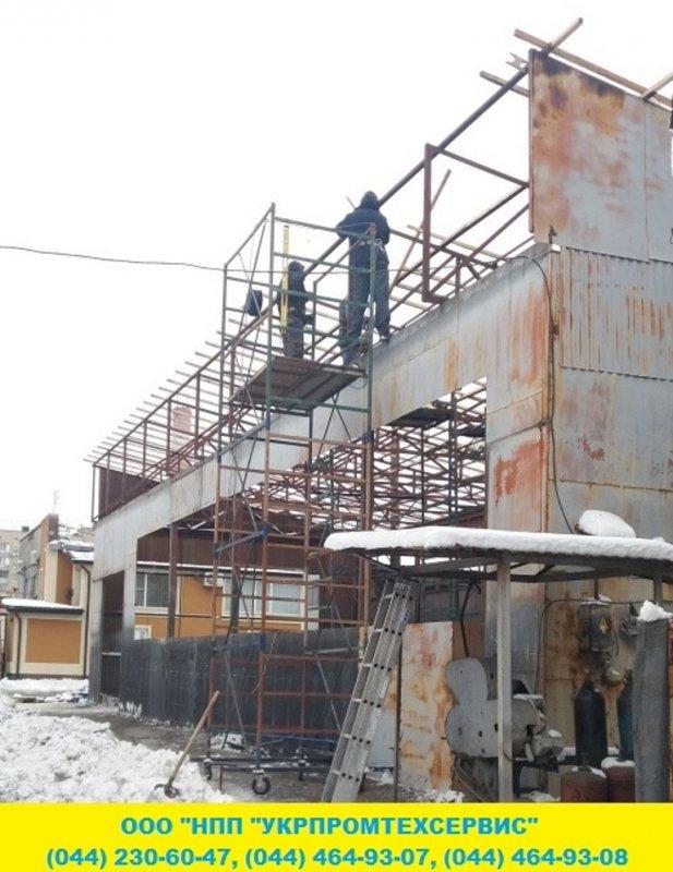 Заказать  Реконструкция и ремонт складов, ангаров, зданий, цехов