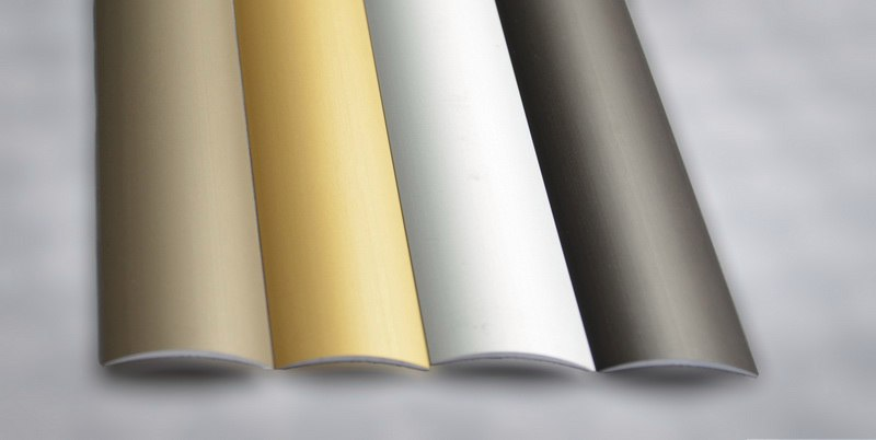 Заказать Анодирование алюминиевого профиля