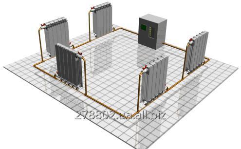 Заказать Сооружение системы отопления
