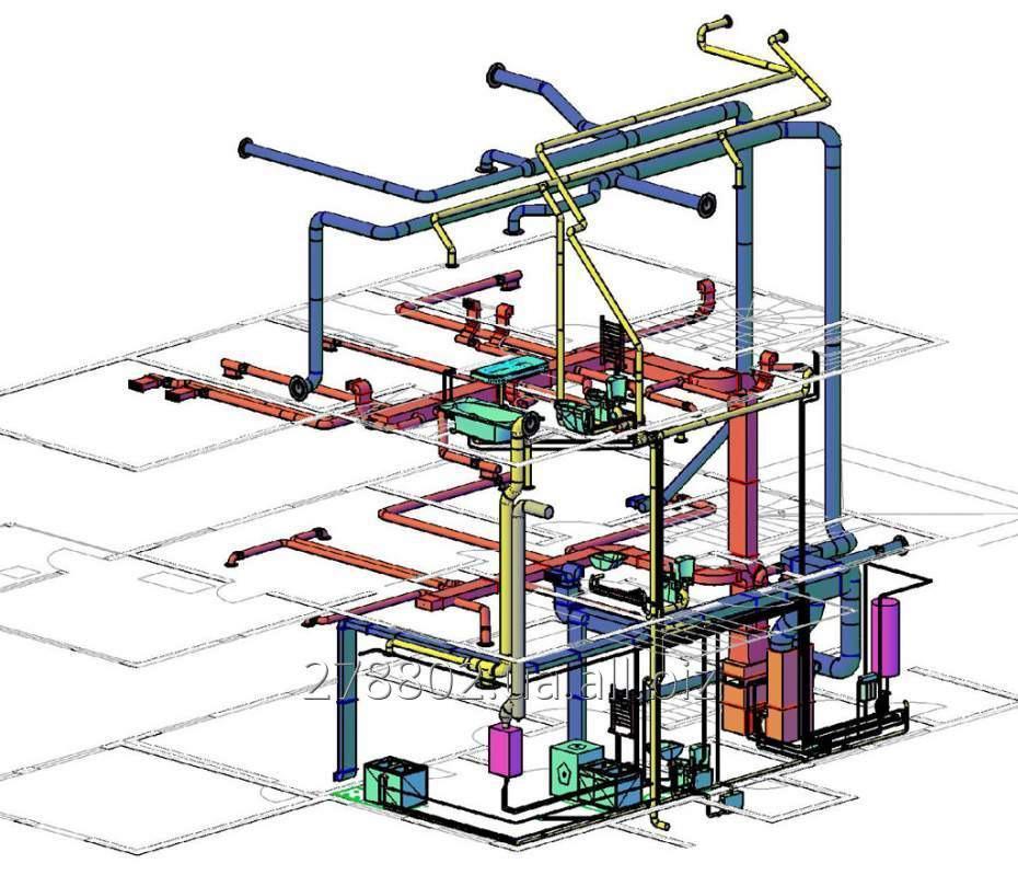 Заказать Проектирование системы канализации
