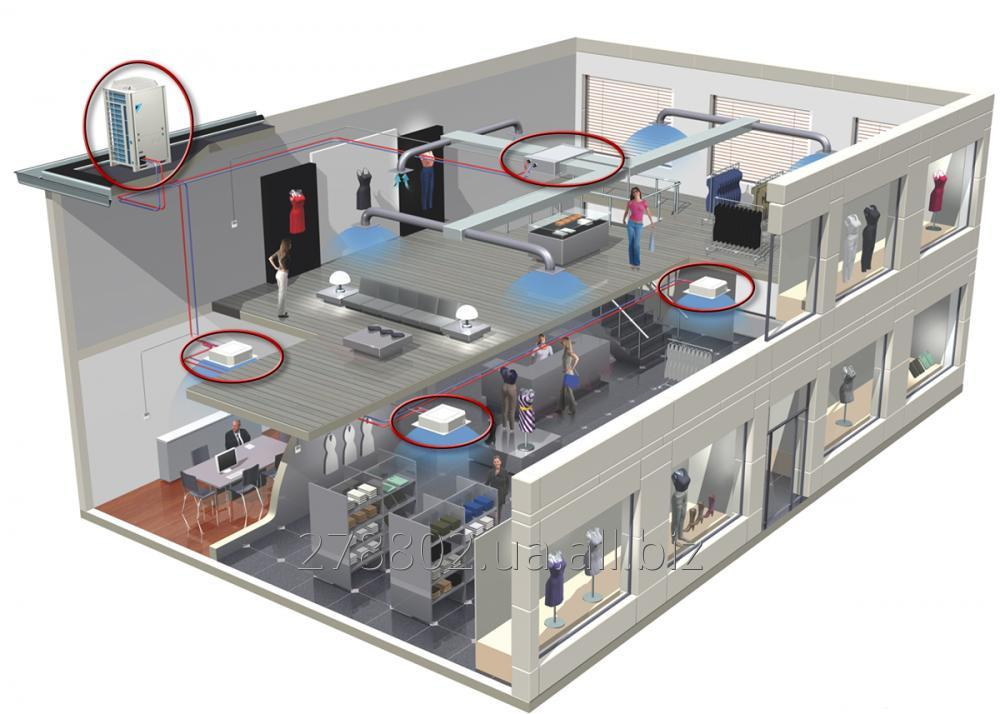 Заказать Модернизация системы кондиционирования