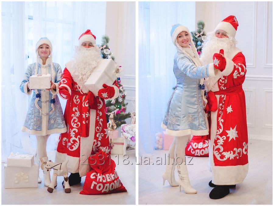 Заказать Дед Мороз и Снегурочка на корпоратив