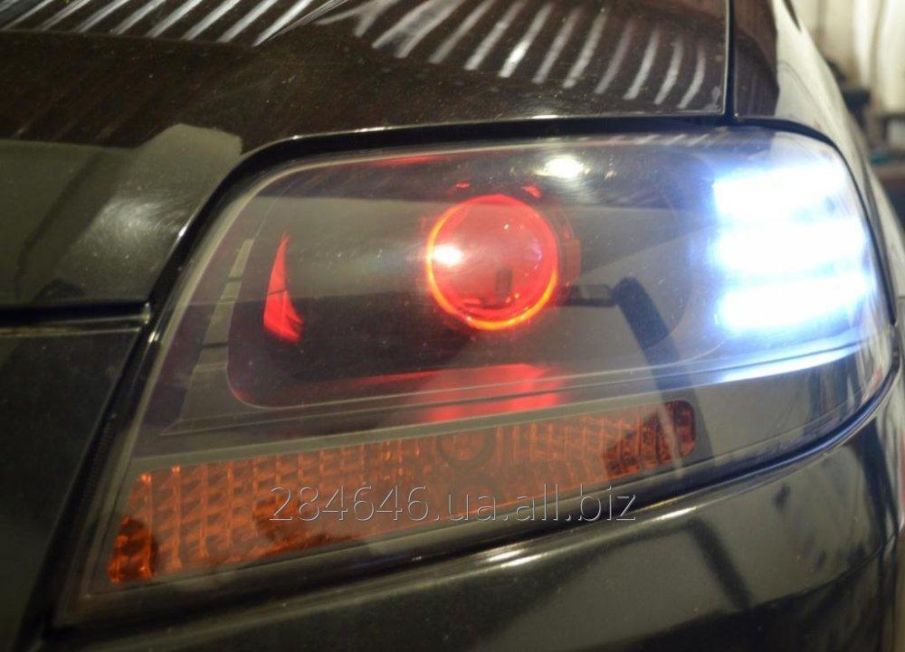 Заказать Установка линз в любые фары - тюнинг оптики Вашего авто!