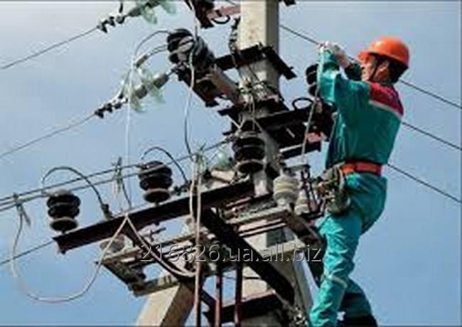 Заказать Осуществляем электромонтажные работы