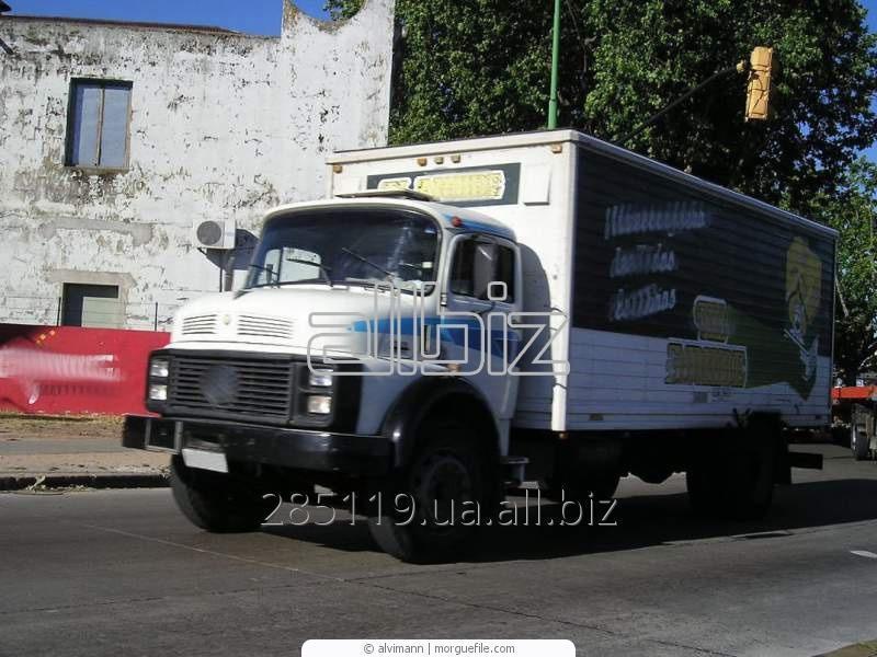 Заказать Ремонт грузовых автомобилей