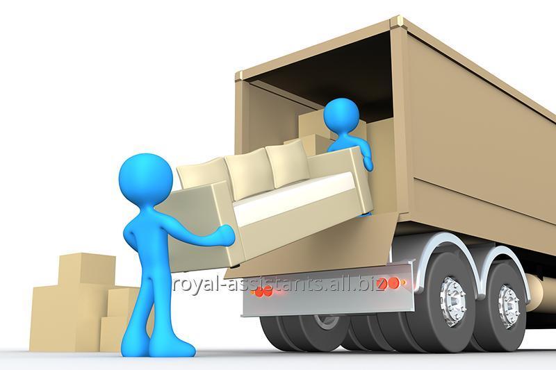 Заказать Доставка мебели по Украине