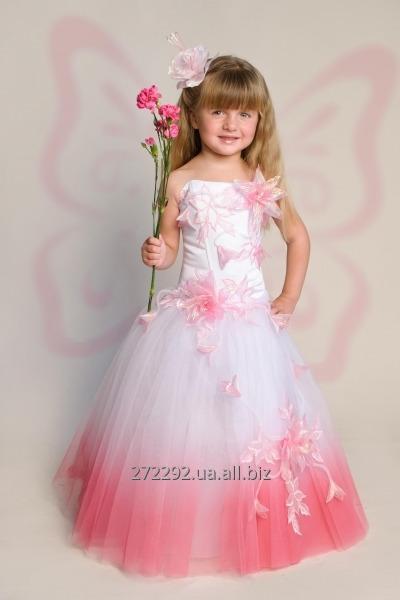 Заказать Нарядні випускні плаття для дітей Прокат