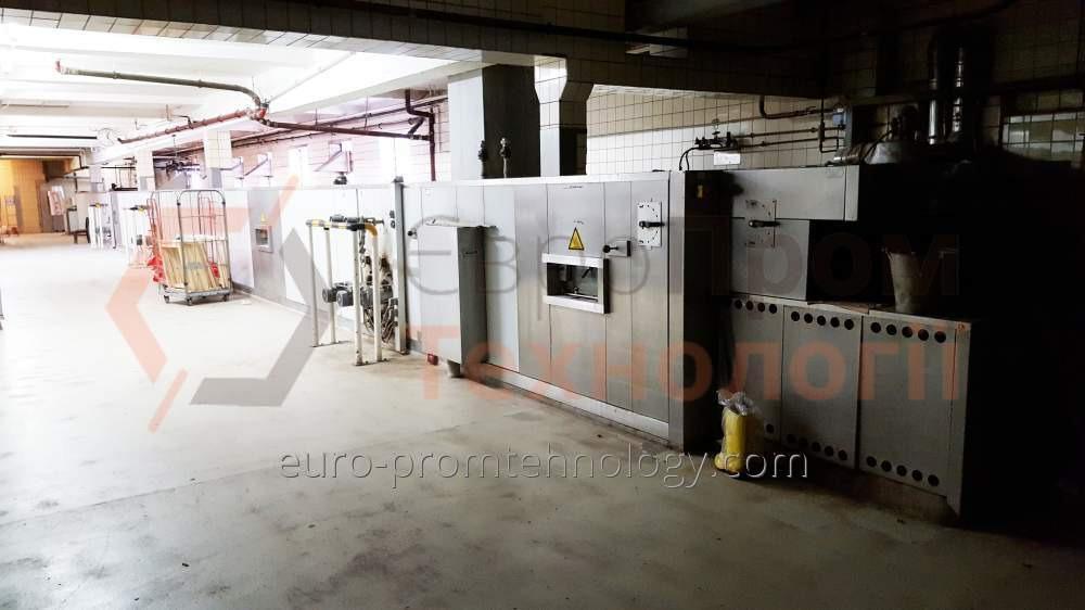 Реконструкция, модернизация хлебопекарских и других производственных линий