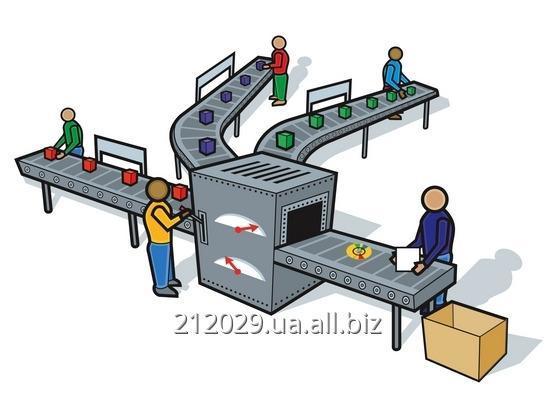 Заказать Производство оборудования