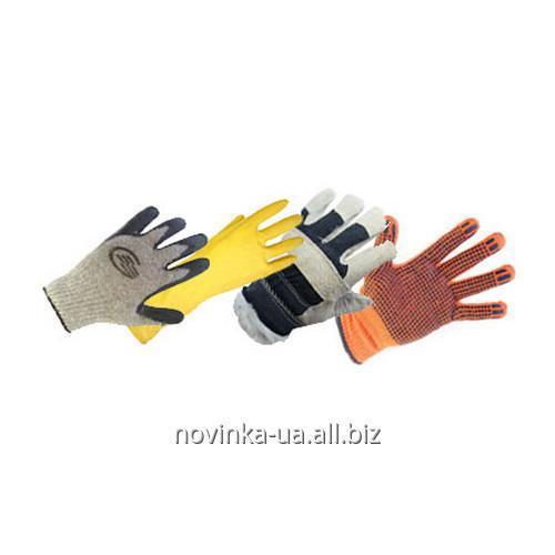 Заказать Пошив рабочих рукавиц