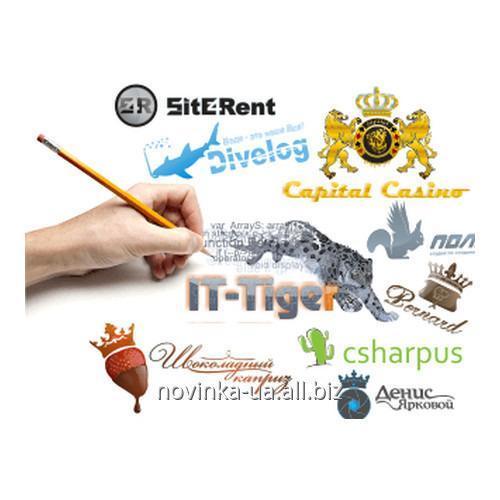 Заказать Разработка логотипа компании