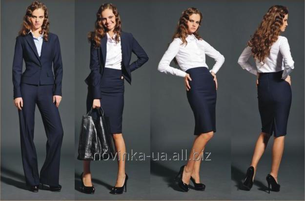 Пошив форменной офисной женской одежды