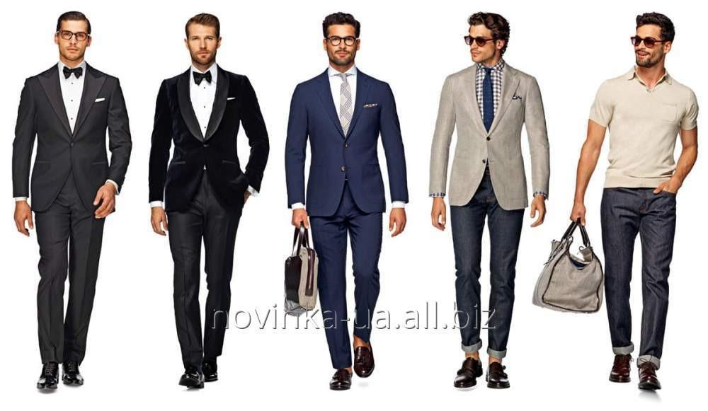 Заказать Пошив форменной офисной одежды мужской