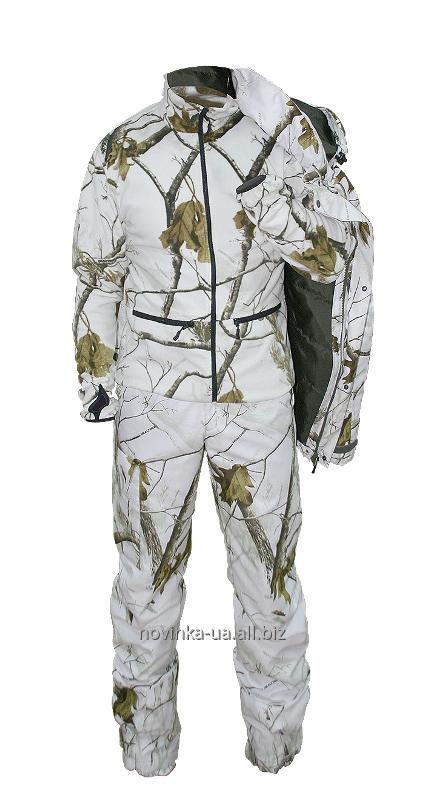 Заказать Пошив зимнего костюма для охоты