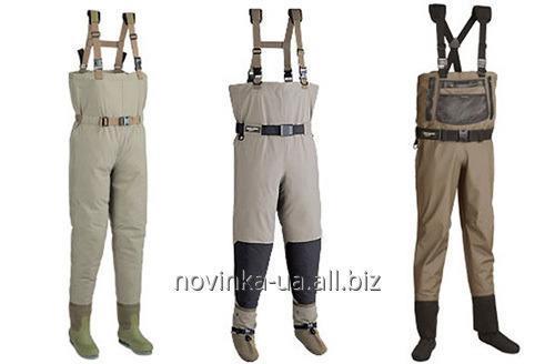 Заказать Пошив зимнего костюма для рыбалки