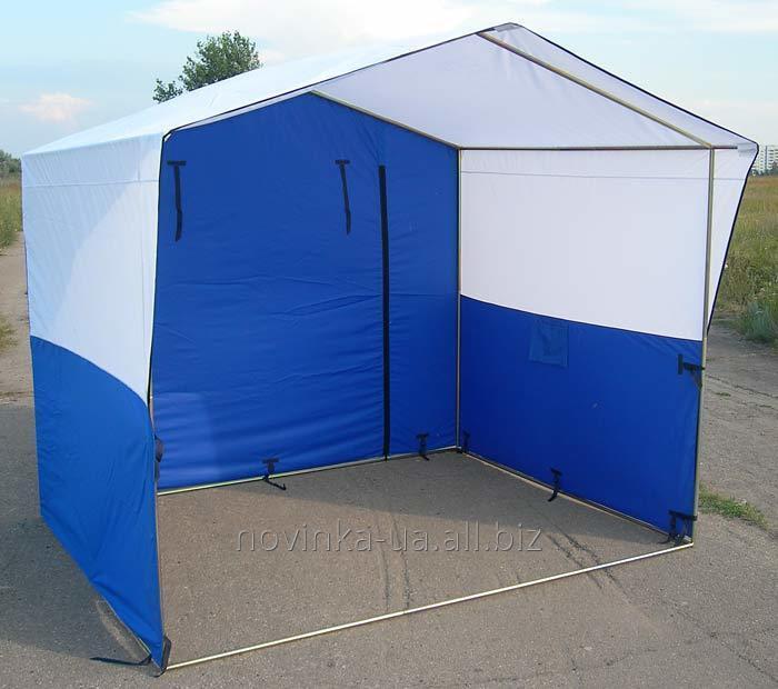 Заказать Изготовление торговых палаток