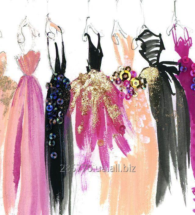Заказать Курсы дизайнерского рисунка одежды