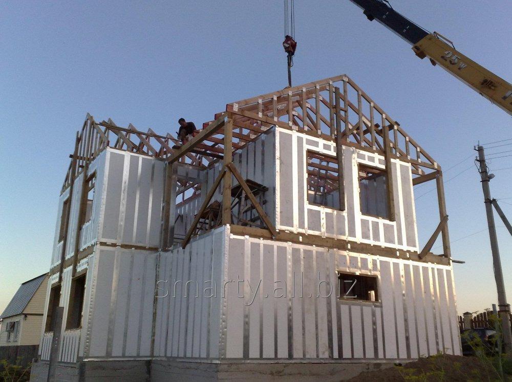 Быстрое строительство дешевых домов