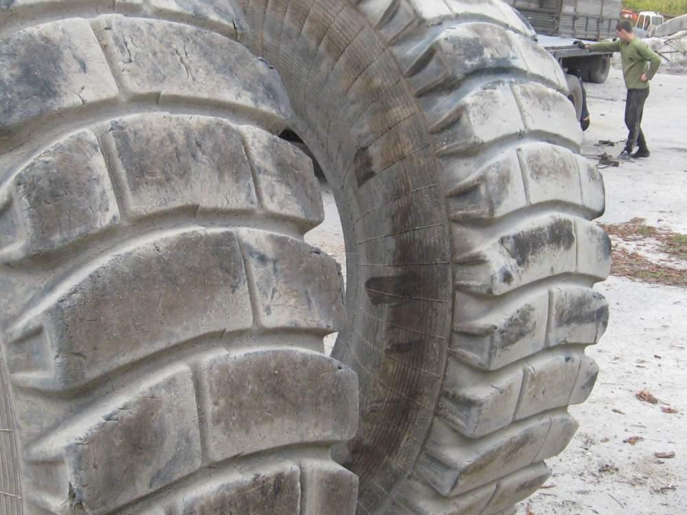 Заказать Утилизируем шины на выгодных условиях
