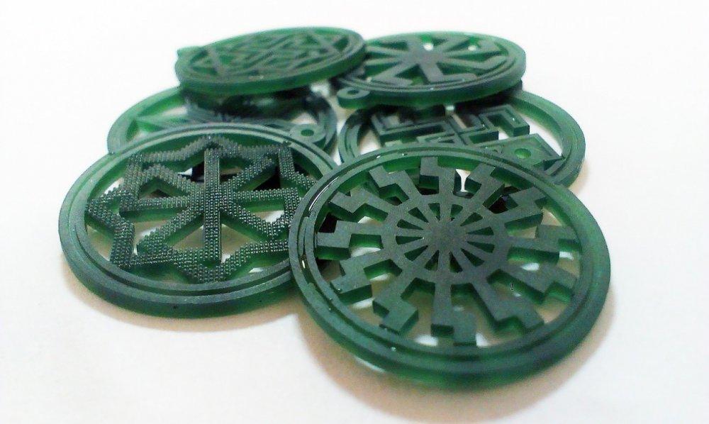 Заказать Фрезеровка восковок, 3D модели