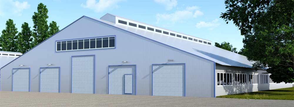 Заказать Строительство зданий сельскохозяйственного назначения