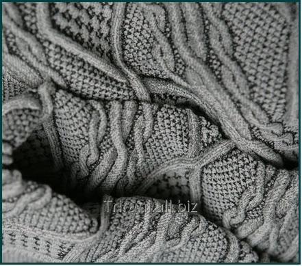 Заказать Вязание полотна трикотажного для одежды